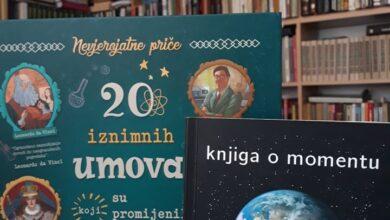 Photo of Pročitajte tridesete preporuke Gradske biblioteke Olovo -Oživite likove iz knjiga zaplovite udaljenim prostranstvima mašte!