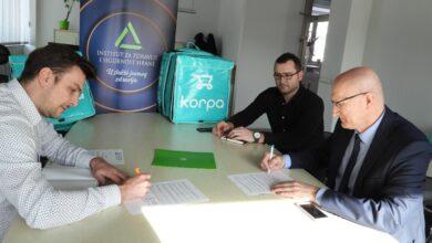 """Photo of Ugovor INZ-a i """"Korpa.ba"""": Kupcima još bolja usluga i sigurnija hrana"""