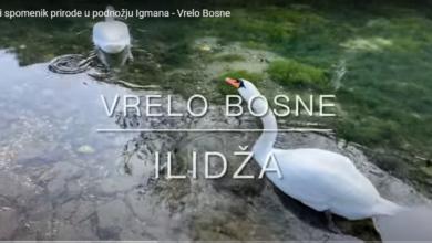 Photo of Vrelo Bosne mjesto prvih susreta, porodičnih izleta i boravaka u prirodi koje voli i mladi i stari