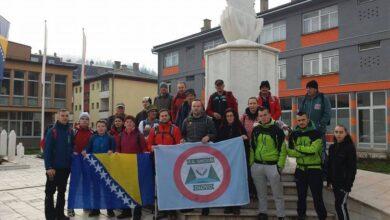 """Photo of PD""""Smolin""""u povodu Dana nezavisnosti BiH organizuje planinarski pohod linijom odbrane Olova"""