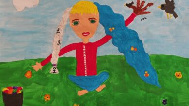 Photo of U Busan putuje crtež 10-godišnje Ilhane Šabanović iz Sarajeva
