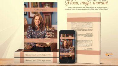 """Photo of Iz štampe je izašla knjiga """"Hoću, mogu, moram!"""", autorice Tehvide Dacić"""