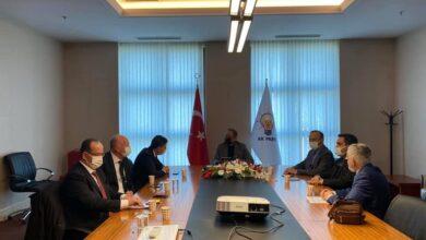 Photo of Načelnik općine Olovo Đemal Memagić u službenoj posjeti Turskoj