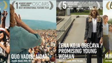 Photo of Nominirani za Oscare® u kinu Meeting Point