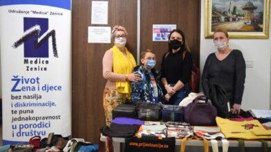 """Photo of """"Medica"""" Zenica u Sportsko-rekreativnom centru Ajdinovići (SRCA)  predstavila   okupacionu terapiju za žene žrtve nasilja"""
