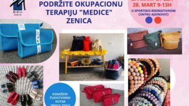 """Photo of """"Medica"""" Zenica danas i sutra gostuje na sajmu u Sportsko-rekreativnom centru Ajdinovići"""