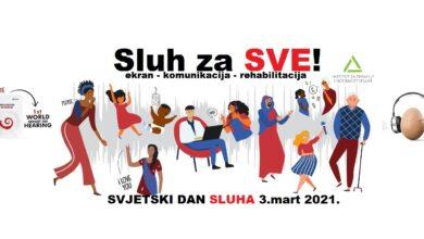 Photo of Danas je Svjetski dan uha i sluha – Sluh za sve!