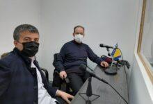 Photo of Gosti programa Radio Olova glavni imam MIZ Olovo Esad ef.Pepić i hafiz Ibrahim Mansur iz Turske