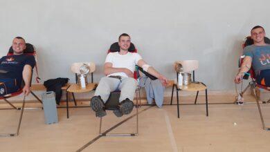 Photo of U redovnoj akciji CK Olovo krv dalo 24 dobrovoljna davaoca