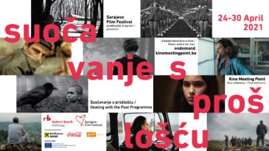 """Photo of Program """"Suočavanje s prošlošću"""" Sarajevo Film Festivala besplatno online u cijeloj regiji i u kinu Meeting Point u Sarajevu"""