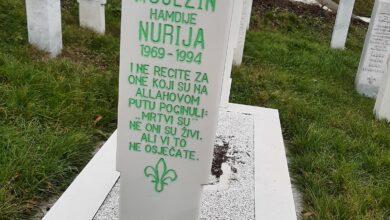 Photo of Sjećanje na heroje odbrane Olova i BiH 1992-1995