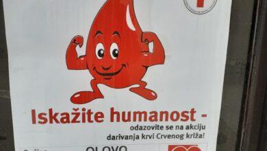 Photo of 14.juni Svjetski dan dobrovoljnih davalaca krvi -u petak u Olovu akcija darivanja krvi!