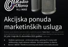 """Photo of Iskoristite jedinstvenu ljetnu marketinšku ponudu """"Radio Olova"""" !"""