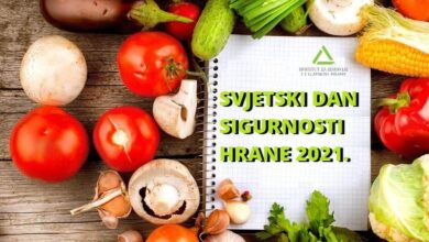 Photo of INZ: Sigurna hrana danas za zdravo sutra