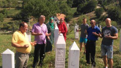 Photo of Obilježen 1.avgust Dan šehida Kamenska
