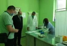 Photo of Posjeta delegacije Ministarstva zdravstva ZDK Domu zdravlja Olovo