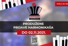 Photo of Produžene prijave za 3. međunarodno takmičenje harmonikaša
