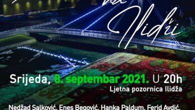 Photo of Večeras na Ljetnoj pozornici Ilidža koncert narodne muzike